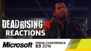 Dead Rising 4 the Holidays!  - E3 2016 GameSpot Post Show