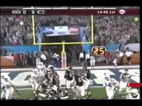 Super Bowl XLI Devin Hester