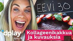 Fitnesspäiväkirja2020   Bloggarin synttärit - Eevi Teittisen kollageenikakku   Dplay.fi