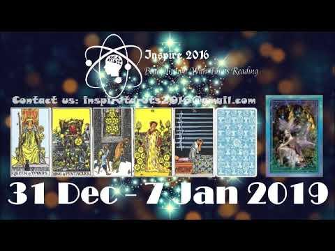 pisces 2019 december tarot reading
