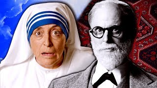 Mother Teresa vs Sigmund Freud Epic Rap Battles of History MP3