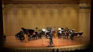 Pascal Dusapin 'Cascando for 8 Instruments' Season 29