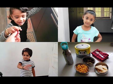 sunday-&-monday-vlog---carrot-rice---veg-mayonnaise-sandwich---yummy-tummy-vlog