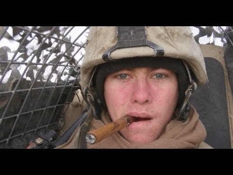 How life changed in one moment for this Marine
