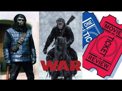 War For The Planet Of The Apes : Are There Any Black Lives Matter or SJW Moments? 🤔