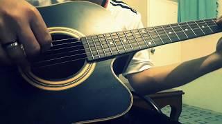 Mashup Yêu là tha thu- khi cô đơn- anh đếm ngày xa em - guitar cover Hoàng Nhân