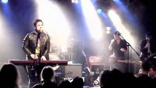 The Airborne Toxic Event Live @ Ü&G Hamburg 09.02.2011 - Wishing Well