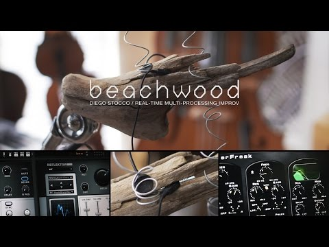 Diego Stocco - Beachwood / Real-Time Multi-Processing Improv