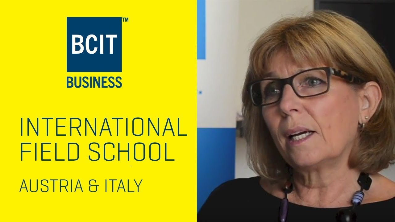 Bcit Italy Austria Field School Instructor Experiences Michelle Youtube