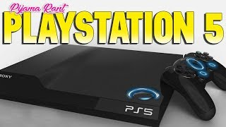 Playstation 5, being a Journalist - Pijama Rant