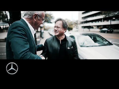 Interview: Dieter Zetsche x Jen-Hsun Huang in Austin – Mercedes-Benz original
