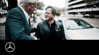 Interview  Dieter Zetsche x Jen Hsun Huang in Austin – Mercedes Benz original