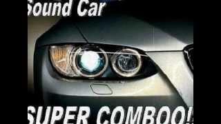 Combo Sound Car