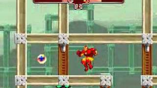 The Invincible Iron Man (Game Boy Advance) with commentary