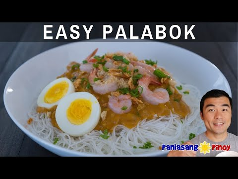 How to Cook Easy Palabok