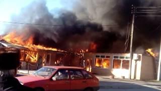 VID 20161123 пожар кафе НЕОН