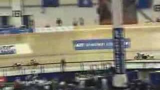 crash at women s track world cup 07 08 la keirin