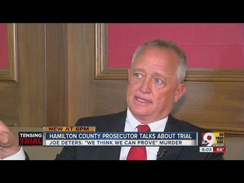 Joe Deters on Tensing case: 'Shut up and let us do our job'
