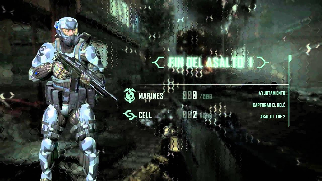 Crysis 2 Multiplayer Gameplay DX 11 PC Realism - YouTube