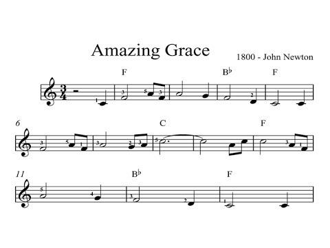 Violin : amazing grace violin chords Amazing Grace Violin and ...
