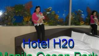 H2o Hotel at Manila Ocean Park Review