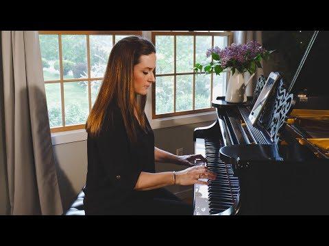 Amélie Theme - Comptine dun autre été (PIANO) - Brooklyn Duo
