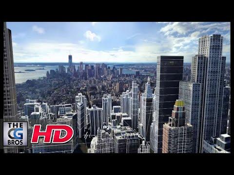 "CGI VFX Breakdown : ""Skyscraper"" - By Nhb Studios"