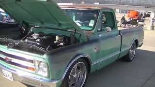 DROPPED 1967 CHEVY C10 SWB | 6.0L LS Swap Chevrolet Shortwide