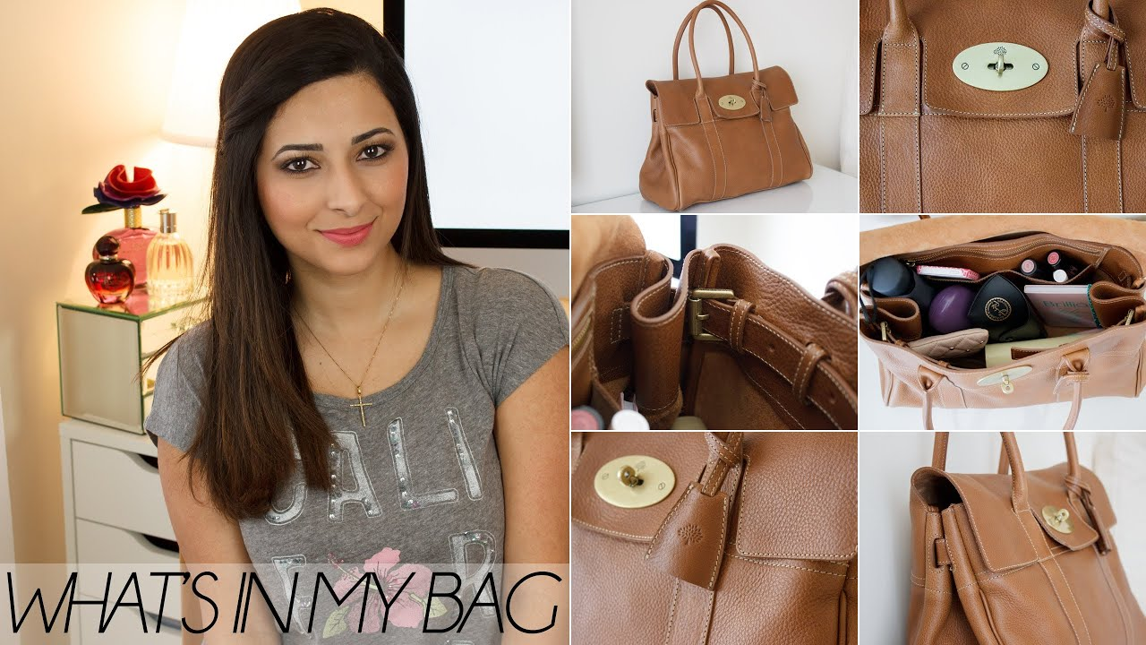 What s In My Bag  Mulberry Bayswater Review  7e7d9a5a538f5