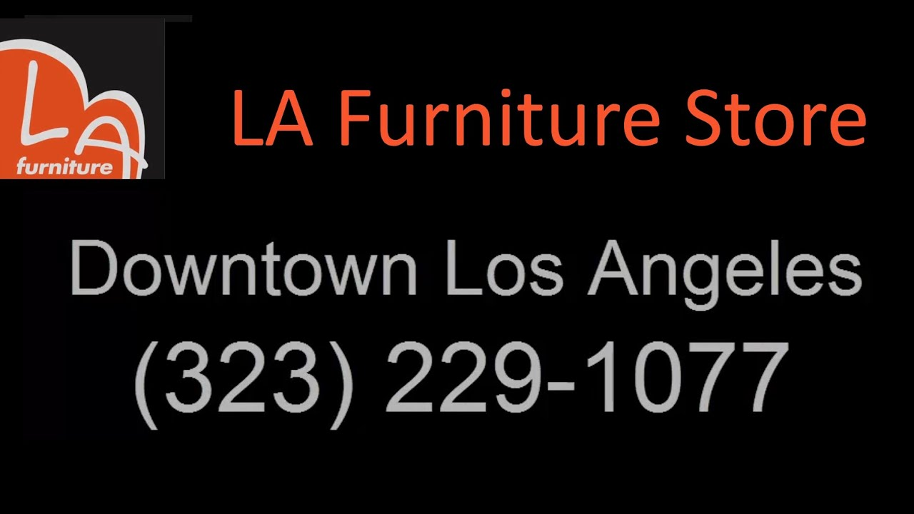 Modern Furniture Store   LA Downtown Los Angeles Location