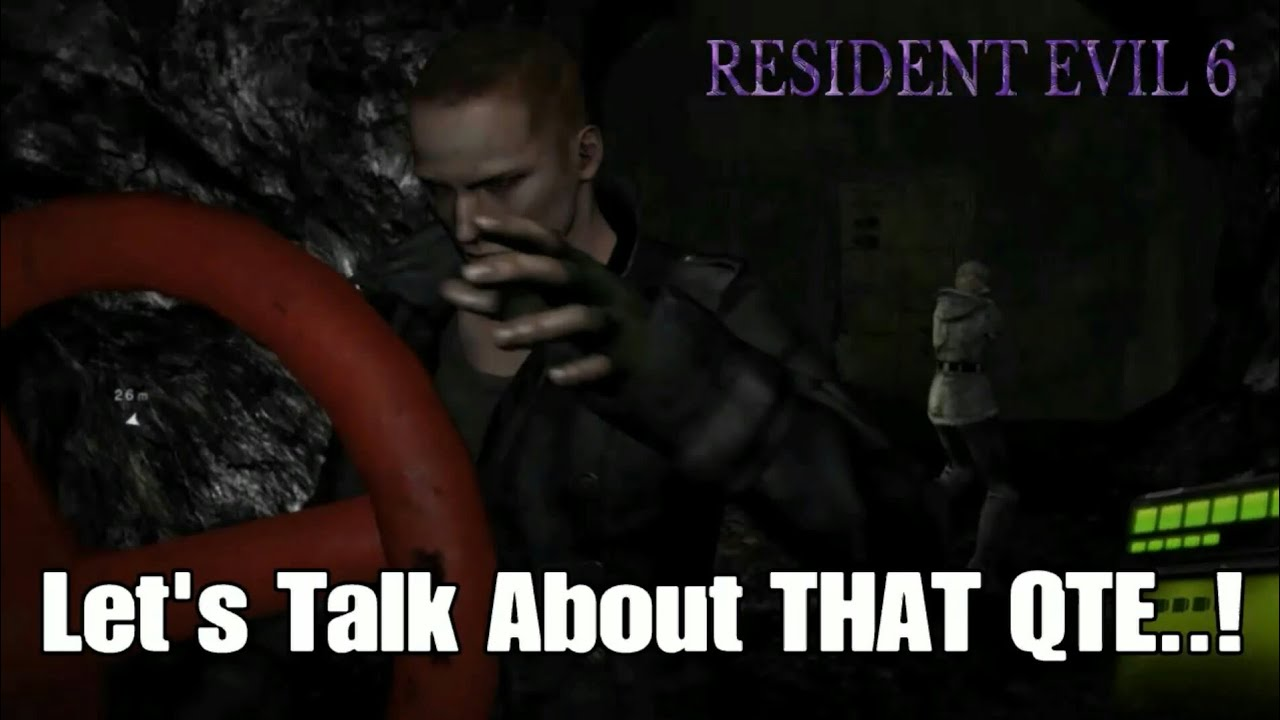 Resident Evil 6 My Solution To Jake Door Glitch Youtube
