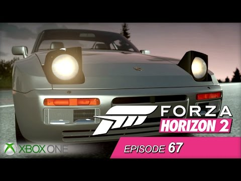 Kurt Plays Forza Horizon 2 - EP67 - Porsche 944 Turbo