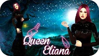 Queen Eliana - SPEED SIM (Gothic style)