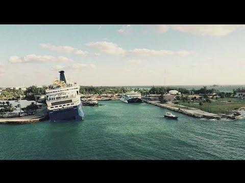 Passengers of Bahamas Celebration return after scare at sea