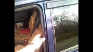 Ущільнювач двері авто - ремонт