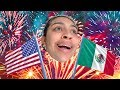 How Mexicans Celebrate The 4th Of July!