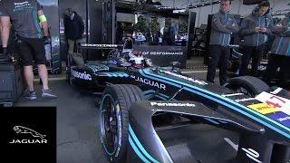Panasonic Jaguar Racing | Formula E Paris Race Highlights thumbnail