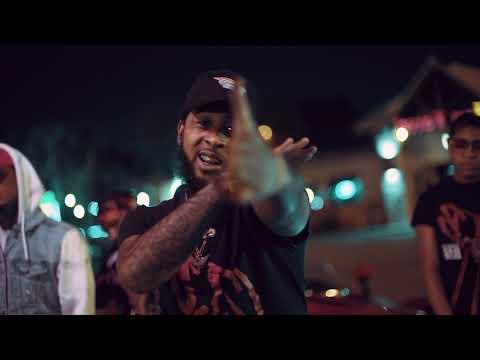 EMG SANTANA- 44 BULLDAWG OFFICIAL MUSIC VIDEO  (REMIX) [FEATURING) G-RU ]JALO BRAZY ] OTH LAH PAT