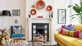 This Colorful Quirky Home Is A Must-See!