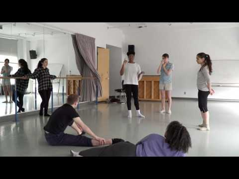 Music Theater at Princeton: Oge Ude - Academic connections