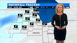 CBS 2 Weather Forecast - A Look At The Weekend