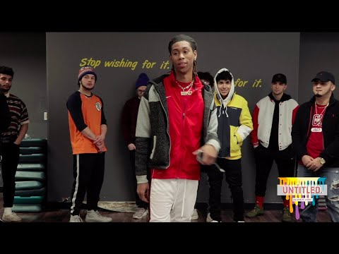INDIANA CYPHER PRESENTED BY UNTITLED. 2019