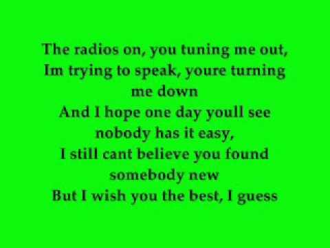 John Legend-Everybody knows Lyrics