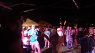 DJ Fatty M at Riverside Open Air (Prague)