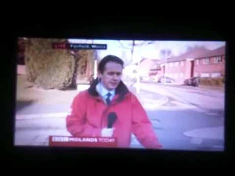 Fairfield Post Office Armed Robbery (BBC NEWS)