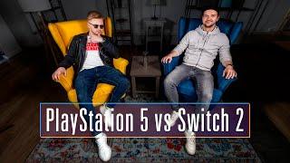 PS5 vs Switch 2 vs Stadia, eSIM в России и другое!