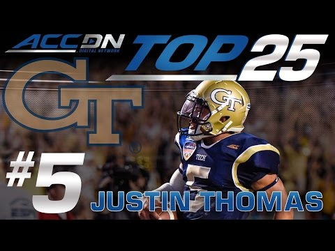 Justin Thomas & Georgia Tech Back To Contend For Heisman & National Title