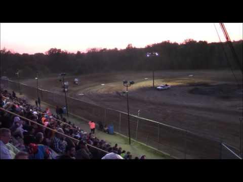Butler Motor Speedway Sprint Feature 7/8/17