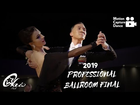 PROFESSIONAL BALLROOM FINAL - 2019 - OHIO STAR BALL
