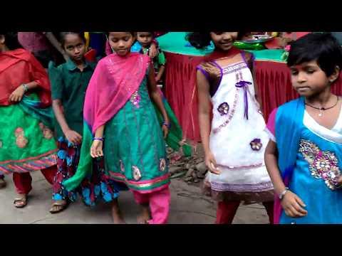 TALASARI LIL GIRLS WARLI DANCE